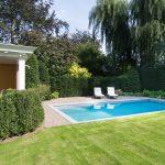 LPW piscine avec canal de nage ZK 12 Be-Pool